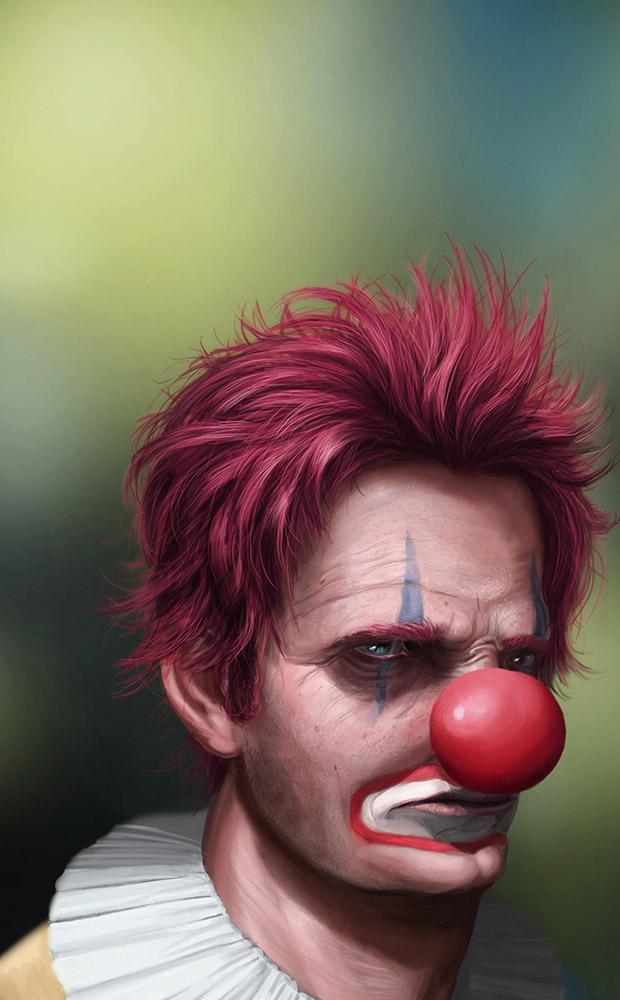 Bored Clownv6