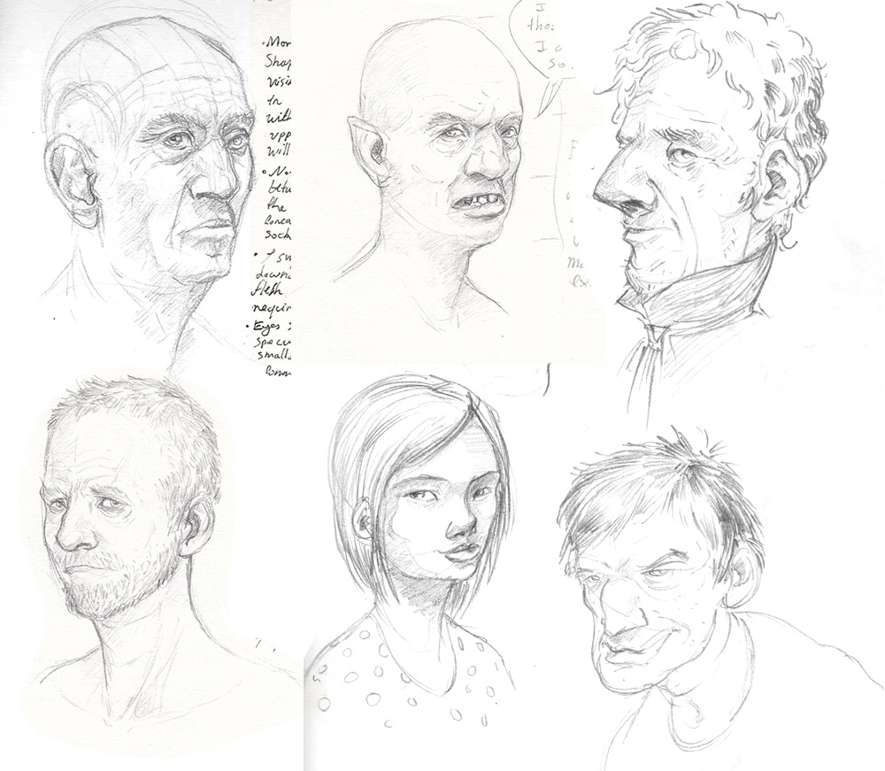 sketchbook: faces1