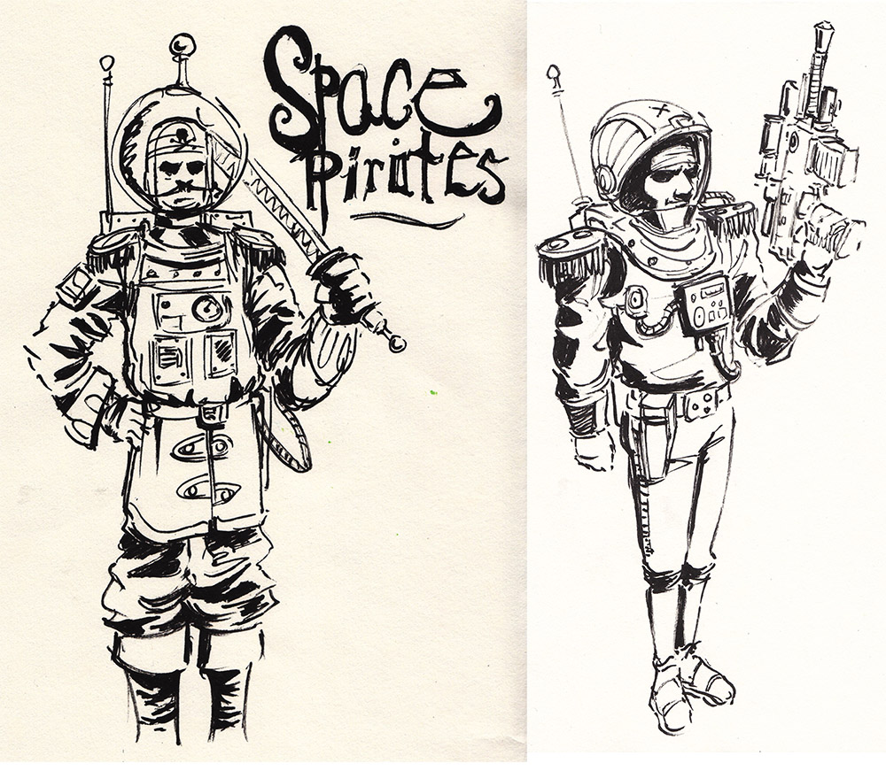spacepirates