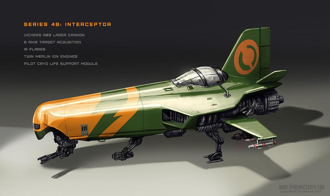 48 Interceptor