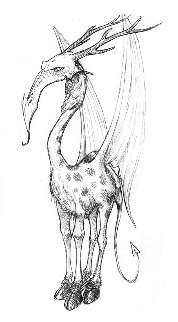 A Camel Dragon